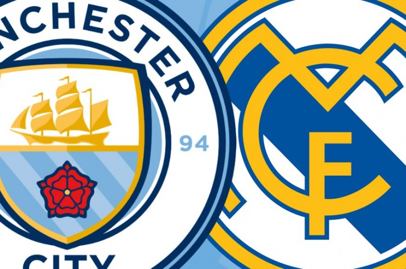 Real Madrid Cf Manchester City Fc
